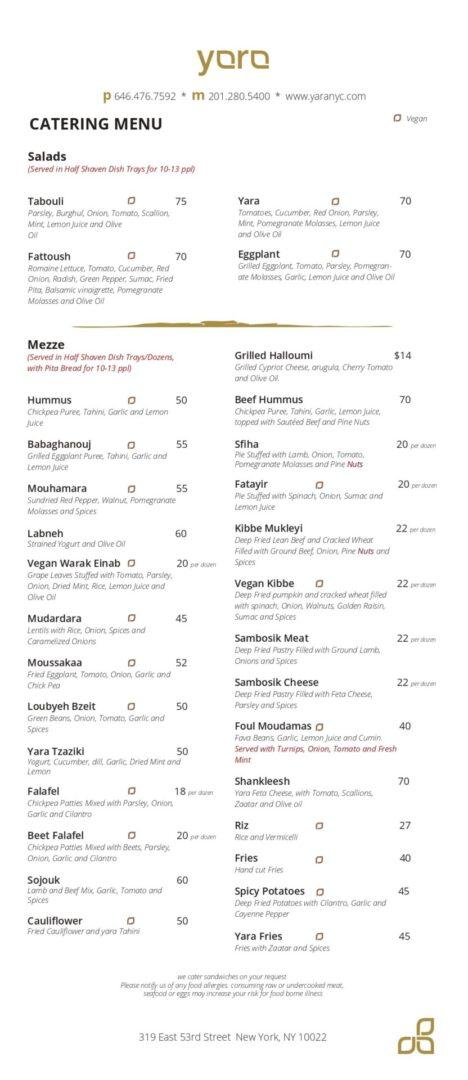 Yara Catering Menu Design Front 7.92x14.92_page-0001